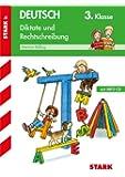 Training Grundschule - Deutsch Diktate und Rechtschreibung 3. Klasse, mit MP3-CD