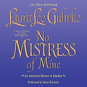 No Mistress of Mine Audiobook