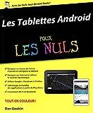 echange, troc Dan GOOKIN - Les Tablettes Android pour les Nuls