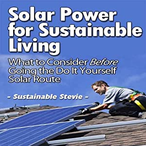 Solar Power for Sustainable Living: What to Consider Before Going the Do-It-Yourself Solar Route | [Sustainable Stevie]