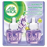 Air Wick® - Scented Oil Refill, Lavender & Chamomile, 1.34 oz. - Sold As 1 Pack - Designed to provide a consistent long-lasting fragrance to any room through the use of essential oils.