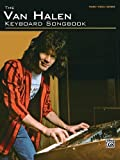 The Van Halen Keyboard Songbook For Piano Vocal And Chords by Halen, Van (2007) Sheet music