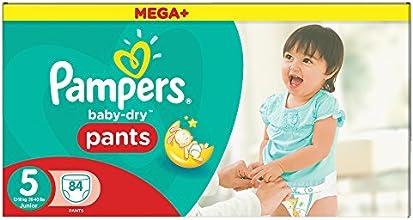 Pampers Windeln Baby Dry Pants Größe 5 Junior 12-18 kg Mega Plus Pack, 84 Stück