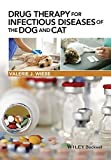 img - for Drug Therapy for Infectious Diseases of the Dog and Cat by Valerie J. Wiebe (2015-07-10) book / textbook / text book
