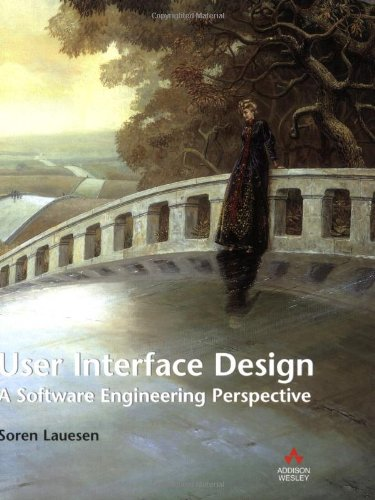 User Interface Design: A Software Engineering Perspective