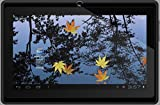 "Google Android 4.4 A33 Quad Core 7"" 8GB Tablet PC Bluetooth with Front & Back Cameras"
