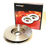 MDC951 Brake Disc, Rear Axle