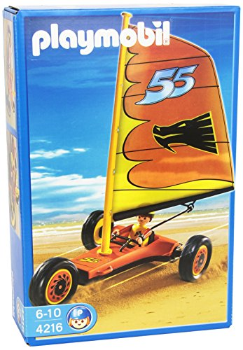 Playmobil Beach Racer
