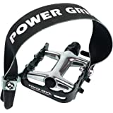 Power Grips High Performance Pedal Kit (Set Pedals + Straps + Hardware)