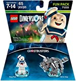 Warner Bros Lego Dimensions Ghostbusters Stay Puft Pack - Ghostbusters Edition