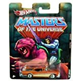 57 BUICK * SKELETOR * Hot Wheels Masters Of The Universe 2011 Nostalgia Series 1:64 Scale Die-Cast V