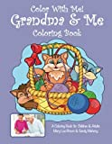 img - for Color With Me! Grandma & Me Coloring Book book / textbook / text book