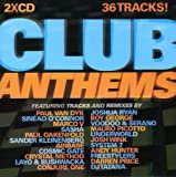 echange, troc Various Artists - Club Anthems
