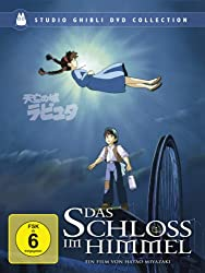 Das Schloss im Himmel (Studio Ghibli Collection) [2 DVDs] [Special Edition]