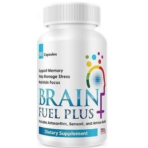 Brain Fuel Plus Brainabundance Stress Anxiety Calming Medicine For Your Brain, Has Been Shown To Help Memory Fog And Fatique