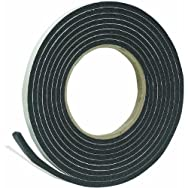 Thermwell Products Co. R338HDB Sponge Rubber Weatherstrip Tape