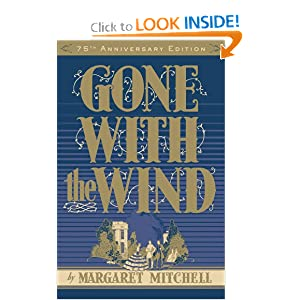 Gone with the Wind, 75th Anniversary Edition Margaret Mitchell and Pat Conroy
