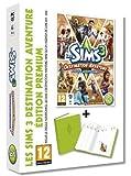 echange, troc Sims 3: destinations aventures + agenda