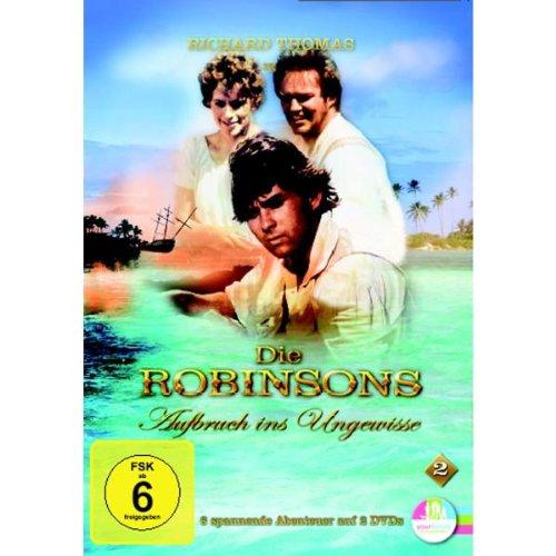 Die Robinsons - Aufbruch ins Ungewisse, Vol. 02 [2 DVDs]