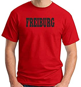 T-Shirtshock - T-shirt WC0806 FREIBURG GERMANY CITY