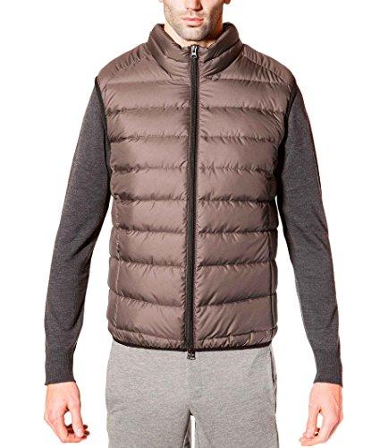 ECOALF - St. Moritz Man, Piumino da uomo, marrone (mole grey 304), L