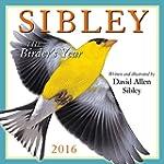 Sibley: The Birder's Year 2016 Wall (...