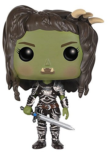 Funko POP Movies: Warcraft - Garona Action Figure