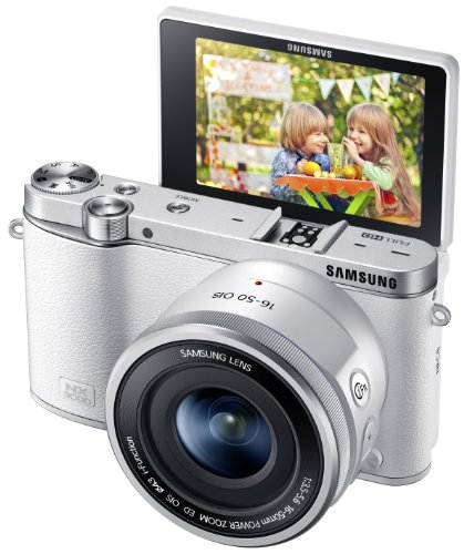 Learn More About Samsung NX3000 Wireless Smart 20.3MP Compact System Camera with 16-50mm OIS Power Z...