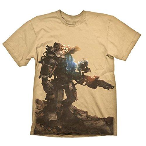 Camiseta Titanfall Atlas Outpost Xxl