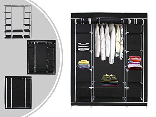 armario-ropero-de-tela-de-color-negro-sc-guardarropa-de-3-puertas-y-cierre-zip
