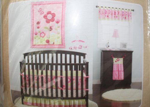 Child of Mine 4 Piece Crib Set Celia