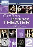 Großes Berliner Theater, Vol. 2 - Wallenstein-Triologie (DDR TV-Archiv) (2 DVDs)