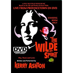 THE WILDE SPIRIT (Live From Provincetown, 1990)