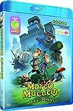 Marco Macaco et l'ïle aux Pirates - blu ray [Blu-ray]