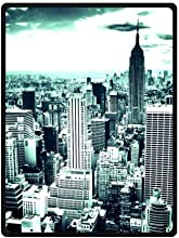 Soft Material New York City View Fleece Blanket 58 inches x 80 inches Large