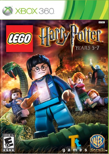 LEGO Harry Potter: Years 5-7 - Xbox 360 Amazon.com