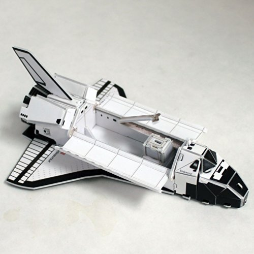 CubicFun PAI120805 Space Shuttle Puzzle