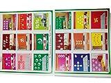 ZEN FOAM design stencils size: standard size