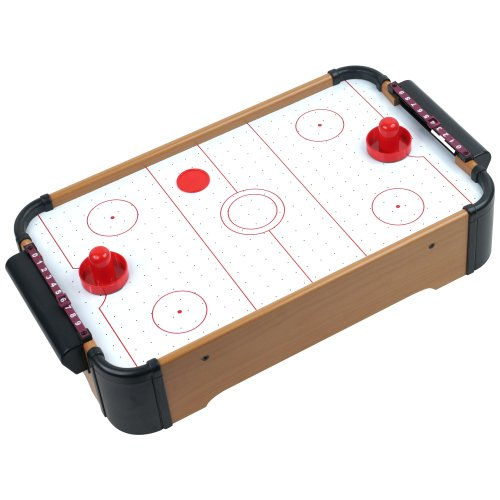 Mini Table Top Air Hockey - Comes With Everything You Need front-916767