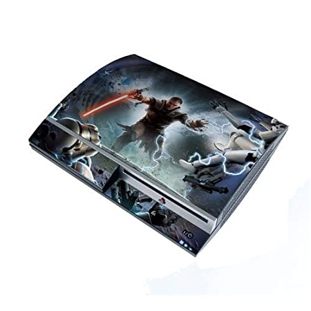 Star Wars PS3 Playstation 3 Body Protector Skin Decal Sticker, Item No.PS30853-57