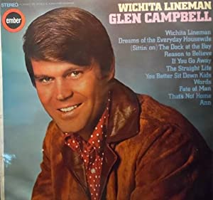 Glem campbell wichita lineman music for How is glen campbell doing these days