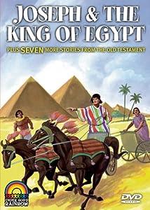Children's Bible Stories: Joseph & the King of Egypt