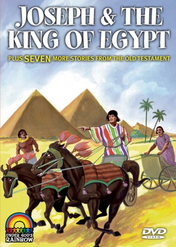 Children's Bible Stories: Joseph & the King of Egypt