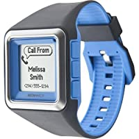 MetaWatch STRATA - Olympian Blue Smartwatch (MW3003) for iPhone and Android from MetaWatch