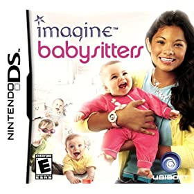 Nintendo DS games for GIRLS #2: Imagine Babysitters, Imagine Teacher