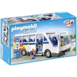 Playmobil - 5106 - Jeu de Construction - Car Scolaire