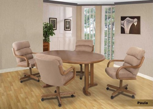 Douglas Casual Living Paula Caster Dining Set