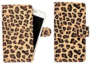 R&A Wallet Case Cover For LG Optimus L3 E400
