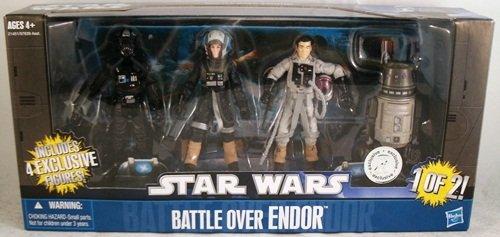 Star Wars Battle over Endor 21451 jetzt bestellen