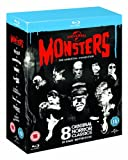 Universal Monsters: The Essential Collection [Blu-ray] [Region Free] [UK Import]